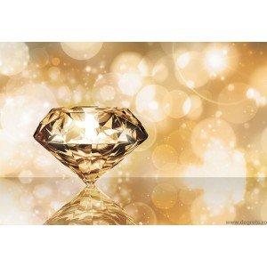 Fotografie tapet Diamant