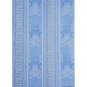 Tapet hartie Versace 3D albastru