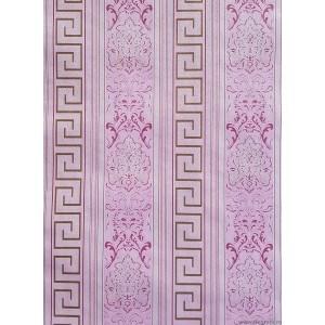 Tapet hartie Versace 3D roz