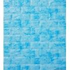 Tapet 3D Autocolant albastru Мarmurа