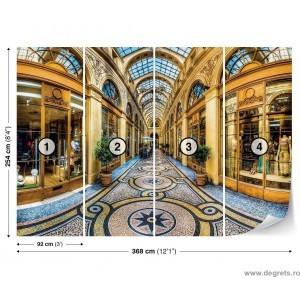 Fotografie tapet Milano Centru de Cumparaturi