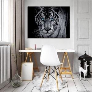 Tablou Canvas Tigru 1 3D