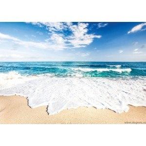 Fotografie tapet Plaja Lazur XL