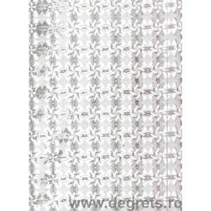 Autocolant Stele Argintii Metalic 2