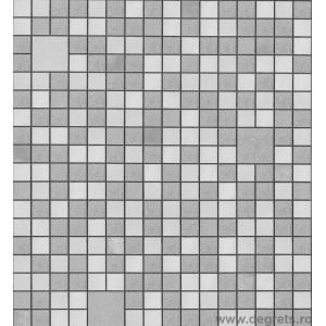 Tapet vinil Mozaic Gri