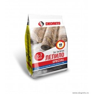 Adeziv pentru tapete SPECIAL 200 grame