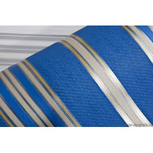 Tapet vinil Lux Dungi Albastru