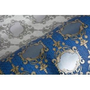 Tapet vinil Lux Decor Albastru