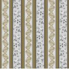 Wallpaper duplex Vals-Versace gray-gold