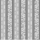 Tapet duplex Vals-Versace gri-argintiu