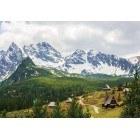 Fotografie tapet Alpi