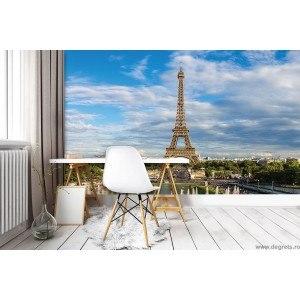 Fotografie tapet Turnul Eiffel 2