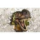 Fotografie tapet T-Rex 2 3D L