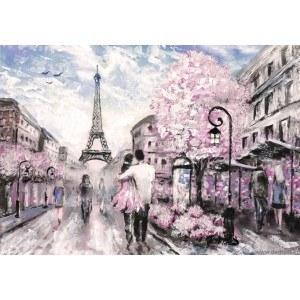 Fotografie tapet Arta Parisului 1