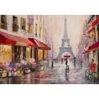 Fotografie tapet Arta Parisului 2
