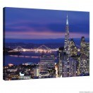 Tablou Canvas Megapolis San Francisco L