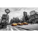 Fotografie tapet Taxi in New York 2