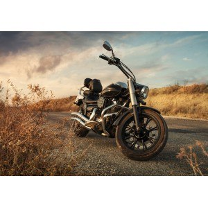 Fotografie tapet Motocicleta