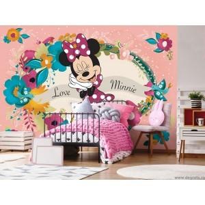Fotografie tapet Minnie Mouse 1