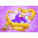 Fotografie tapet Rapunzel