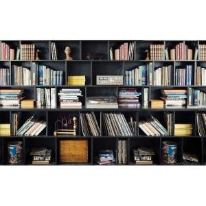 Fotografie tapet Librarie 2 3D L