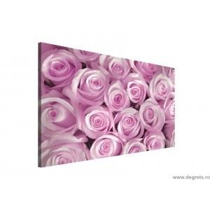 Tablou Canvas Buchet roz de trandafiri