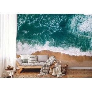 Fotografie tapet Ocean 2 3D