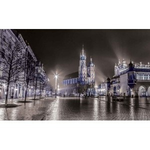 Fotografie tapet Krakovia