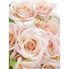 Fotografie tapet Trandafiri de culoare roz