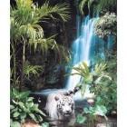 Fotografie tapet Poveste tropica