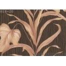 Tapet PVC Palmier maro