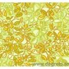 Tapet hârtie Petale verde