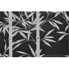 Tapet PVC Bambus negru
