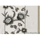Tapet hârtie Melania - Versace alb
