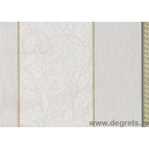 Tapet hârtie Fundal Versace alb