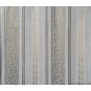 Tapet hârtie Dungi Versace alb