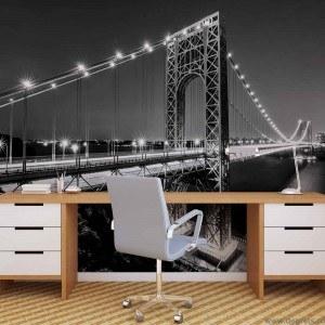 Fotografie tapet Podul Brooklyn 3