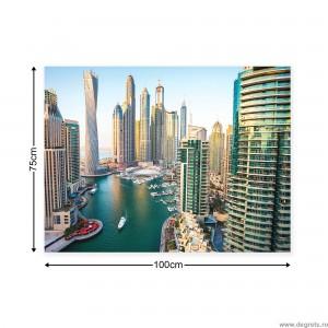 Tablou Canvas Dubai Marina