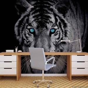 Fotografie tapet Tigru 1 3D
