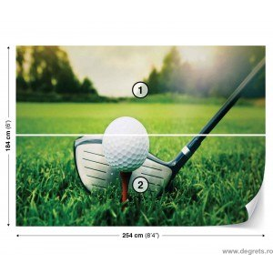 Fotografie tapet Golf