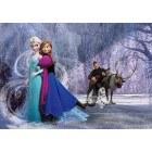 Fotografie tapet Elsa si Anna