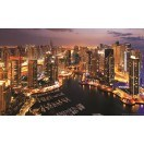 Fotografie tapet Marina in Dubai 2 L 1