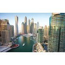 Fotografie tapet Marina in Dubai