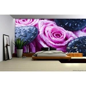 Fotografie tapet Trandafiri Relaxare