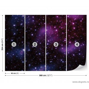 Fotografie tapet Univers