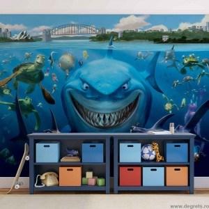 Fotografie tapet In cautarea lui Nemo