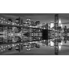 Fotografie tapet Podul Brooklyn 2 L