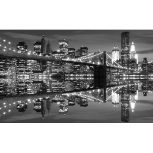 Fotografie tapet Podul Brooklyn 2 L