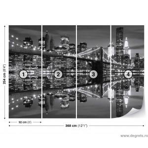 Fotografie tapet Podul Brooklyn 2 XL