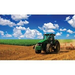 Fotografie tapet Tractor